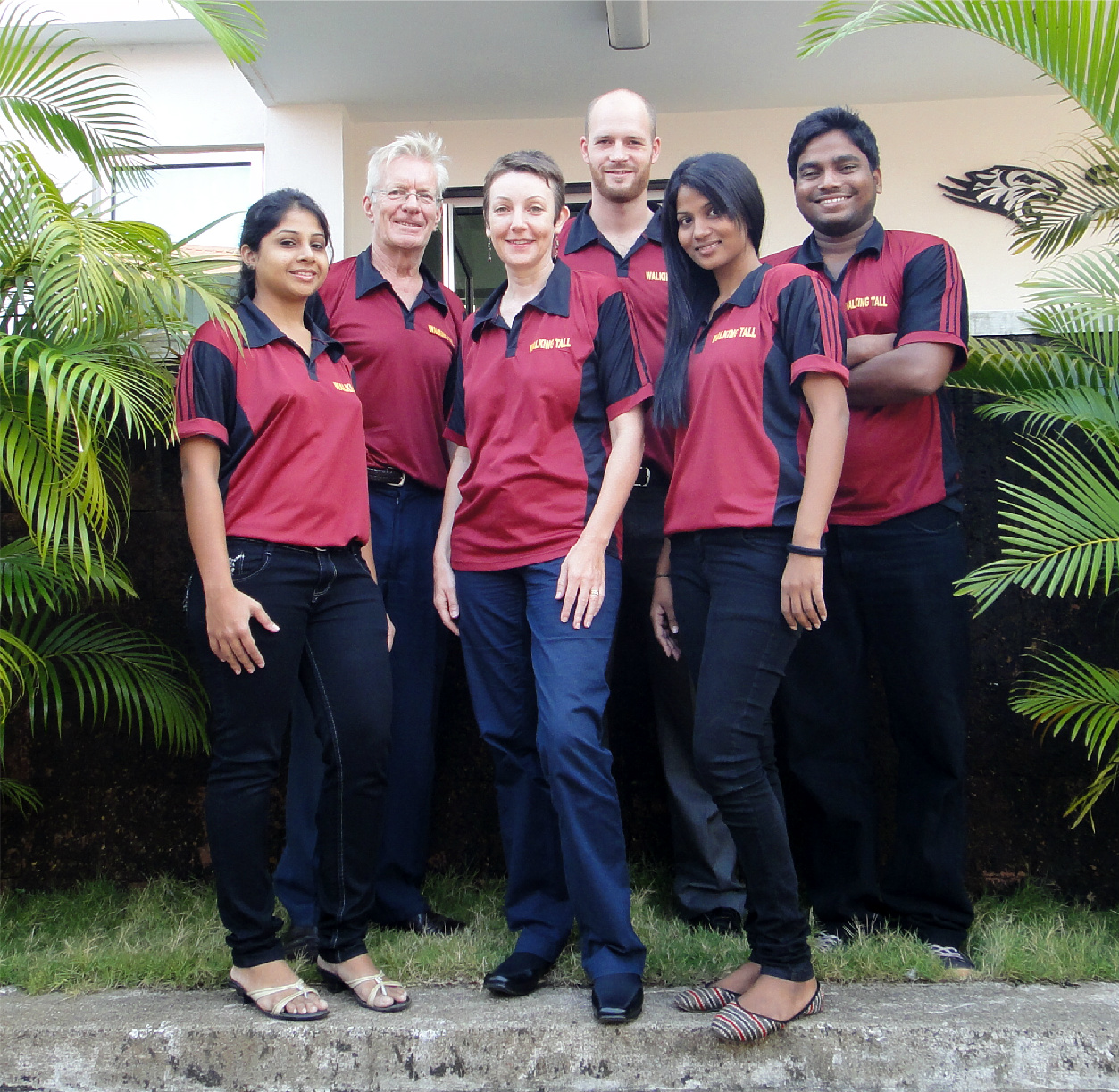 Walking Tall Chiropractic and Physiotherapy Team